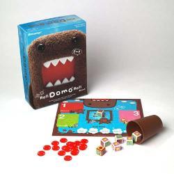Pressman Toy Roll Domo Roll Game