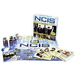 Pressman Toy 'NCIS The Board Game' with Note Pad and Instructions