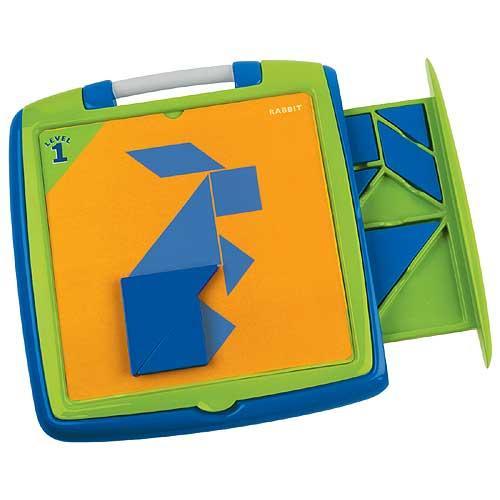Tangoes Junior Puzzle