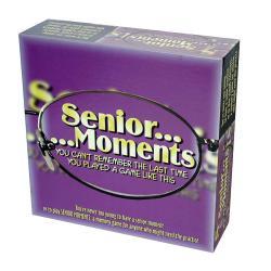 Senior... Moments Game