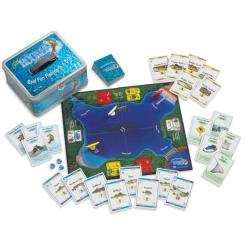 Get Hooked - It's a Keeper Fishing Board Game