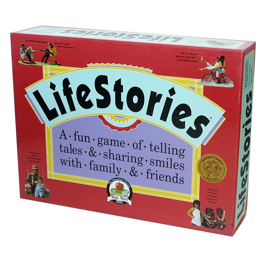 LifeStories Storytelling Board Game