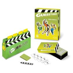 Guesstures Game: Bible Edition