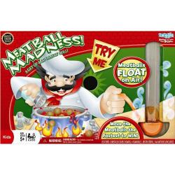 Meatball Madness Board Game