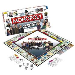 The Office Collector's Edition Monopoly Game