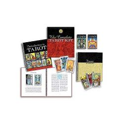 U.S. Games Systems 'The Complete Tarot Kit' with 166-page Journal