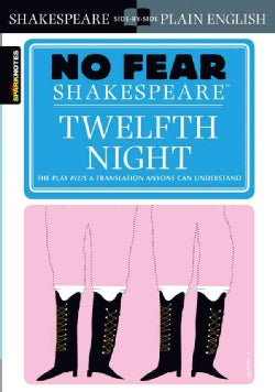 Sparknotes Twelfth Night (Paperback)