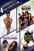 4 Film Favorites: Love & Laughs (DVD)