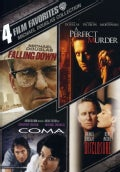 4 Film Favorites: Michael Douglas (DVD)