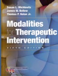 Modalities for Therapeutic Intervention (Hardcover)