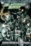 Blackest Night: Rise of the Black Lanterns (Paperback)