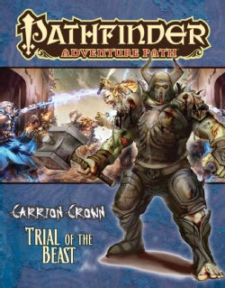 Carrion Crown: Trial of the Beast (Paperback)