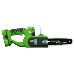 Earthwise 10-inch Lithium Chain Saw