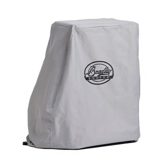 Weather Resistant Black Cover for 6-rack Smoker
