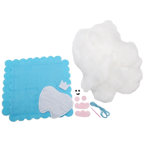 Learn To Sew Tooth Fairy Pillow Kit