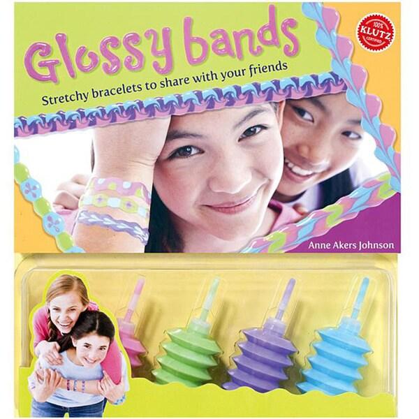Klutz Glossy Bands Jewelry Kit