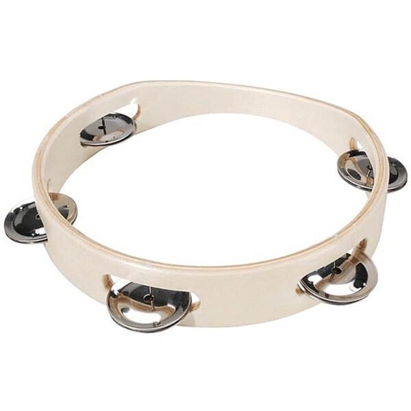 Darice Musical Bell Ring 7 Tambourine Instrument