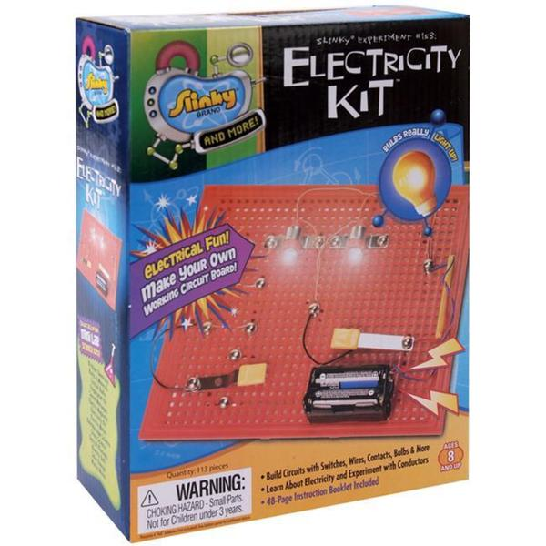 Poof-slinky Electricity Kit