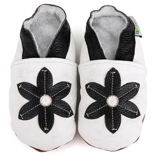 Baby Pie Flower Leather Infant Shoes