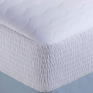 Nautica 300 Thread Count Egyptian Cotton Mattress Pad