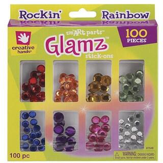 Stick-On Glamz Rainbow Activity Kit