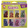 Stick-On Glamz Rainbow Activity Kit