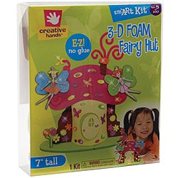 Foam 3D Fairy Hut Activity Kit