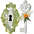 Sizzix Bigz Key and Keyhole BIGkick/ Big Shot Die