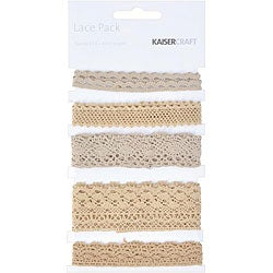 Kaisercraft Natural Lace Pack
