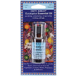 Eucalyptus 0.5-oz Essential Oil
