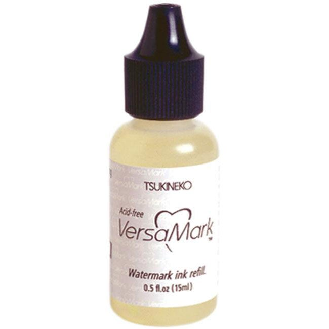 0.5-ounce Clear Watermark Inker Refill for VersaMark Stamp Pads