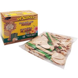 Woodsies 'Flowerbed Fantasy' Wood Project Pack