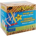 Woodsies Sticks & Spoons 750-piece Value Set