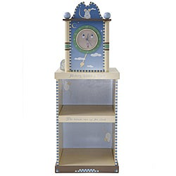 Levels Of Discovery 'Hickory Dickory Dock' Child's Clock/ Bookcase