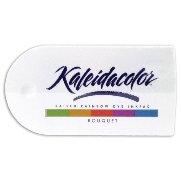 Kaleidacolor Bouquet Stamp Pad