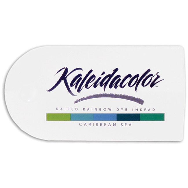 Kaleidacolor Caribbean Sea Stamp Pad