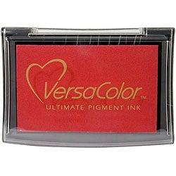 VersaColor Scarlet Pigment Ink Pad