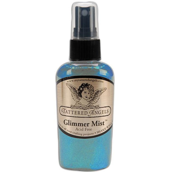 Tattered Angles 2-oz Jack Frost Glimmer Mist