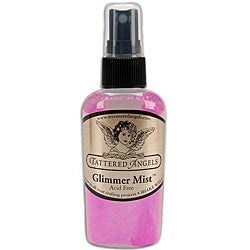 Tattered Angles 2-oz Pomegranate Glimmer Mist