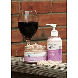 Vintage Body Spa Wine Therapy Set