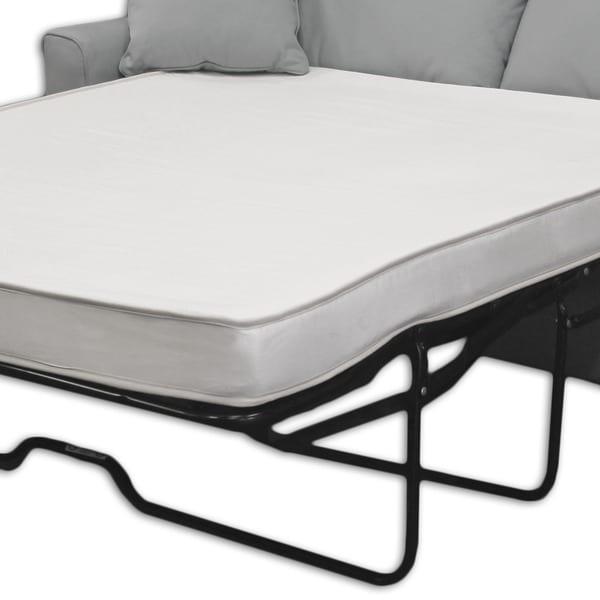 Select Luxury Reversible 4 Inch Full Size Foam Sofa
