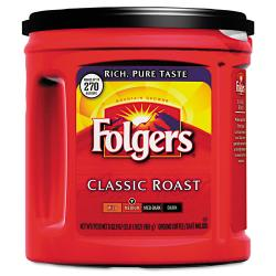 Folgers Ground Classic Roast 33.9-oz Regular Can Coffee