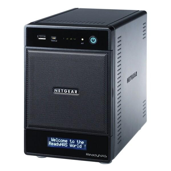 Netgear ReadyNAS Ultra 6 Plus RNDP600U Network Storage Server