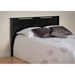 Yaletown Full/ Queen Black Headboard