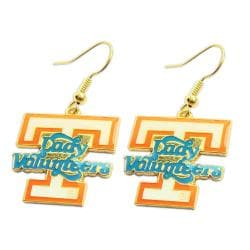Tennessee Volunteers Dangle Earrings