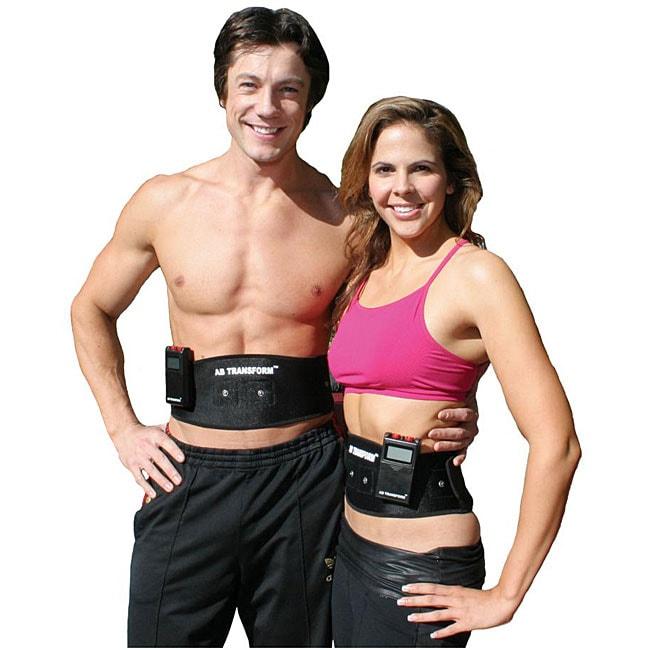 As Seen on TV Beauty Ab Transform Pro Core Belt