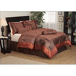 Irena 7-piece Chenille Comforter Set