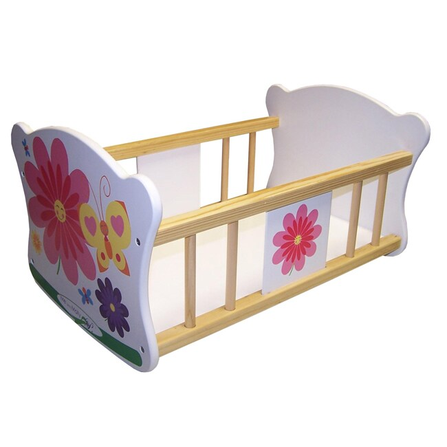 Me and Molly P. Baby Doll Cradle