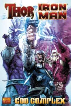 Thor / Iron Man: God Complex (Hardcover)