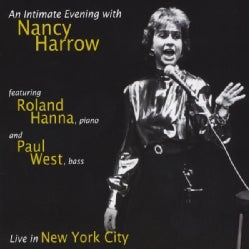 NANCY HARROW - INTIMATE EVENING WITH NANCY HARROW